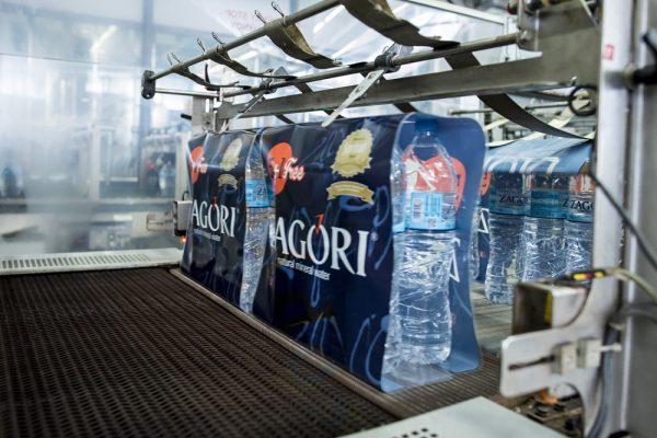 Προσφορά 168.000 φιάλες φυσικό μεταλλικό νερό ΖΑΓΟΡΙ σε 9 δήμους της Θεσσαλονίκης