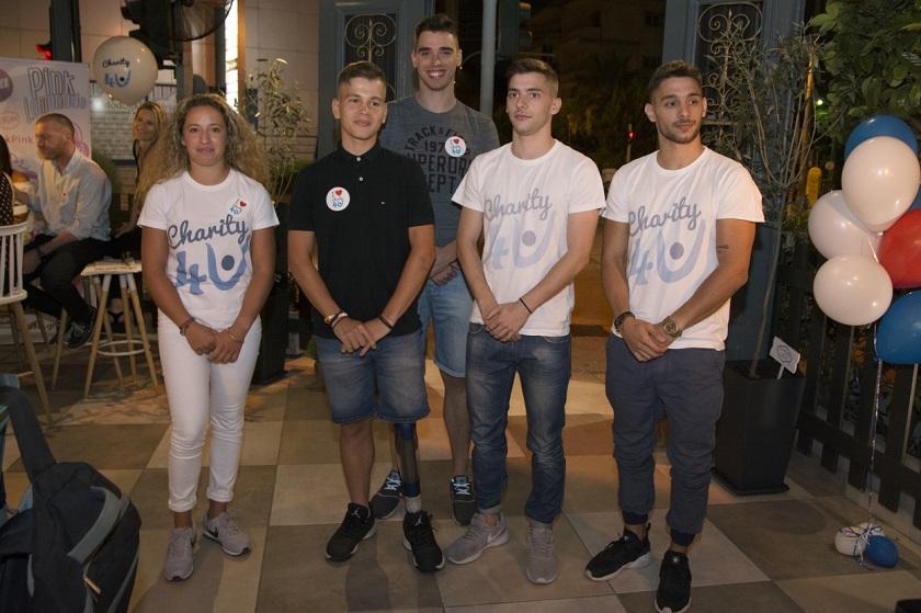 Επίσημη έναρξη των αγωνιστικών υποχρεώσεων των αθλητών του Charity4U!