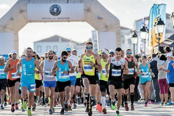 Άνοιξαν οι εγγραφές για το Spetses mini Marathon 2018 που πάει για ρεκόρ!