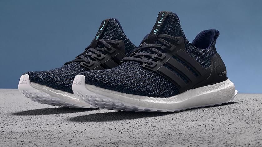H adidas παρουσιάζει το ολοκαίνουριο UltraBOOST Parley Deep Ocean Blue