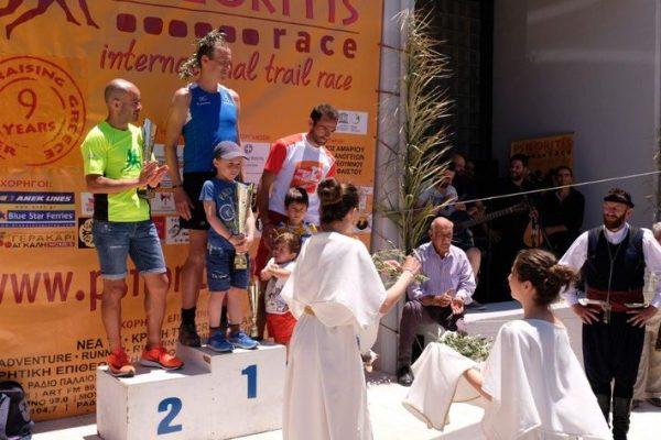 Psiloritis Race: Από τη Σιβηρία ο πρώτος των πρώτων στα βήματα του Δία!