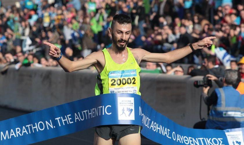 Γκελαούζος: Η νίκη στον μαραθώνιο θα κριθεί με ένα χρόνο στο 2:24 με 2:25
