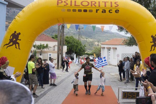 Psiloritis Race- Στα βήματα του Δία