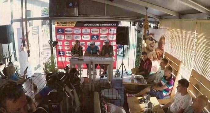 H παρουσίαση του Faethon Olympus Marathon 2018 με την κάμερα του Freerun.gr