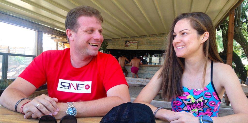 Κέλλυ Μπίχτα: Το Syros Triathlon είναι η διοργάνωση μου