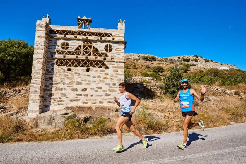 Tinos Running Experience 2018- Αποτελέσματα