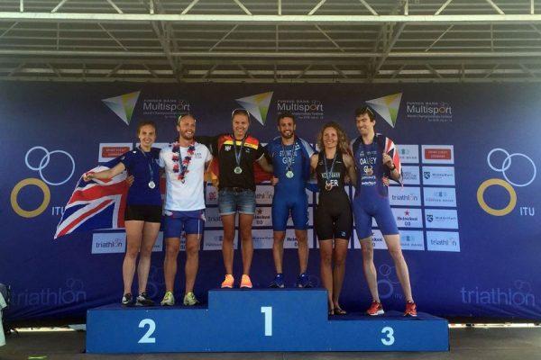 Ελληνικό χρυσό στο Παγκόσμιο Πρωτάθλημα Multisport