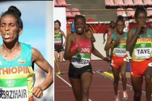 Η 16χρονη αθλήτρια από την Αιθιοπία που μοιάζει με... παλαίμαχη!