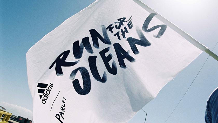 H adidas κινητοποίησε σχεδόν 1 εκατ. runners ενάντια στη μόλυνση των ωκεανών από πλαστικό