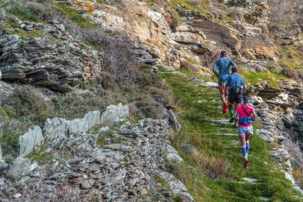Γνωρίστε τις διαδρομές του Andros Trail Race
