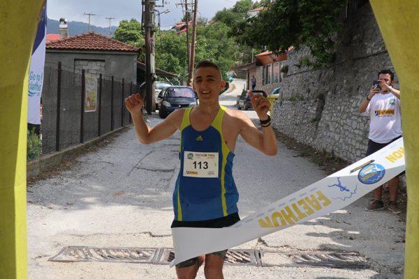 Επικές στιγμές και ρεκόρ στον Faethon Olympus Marathon