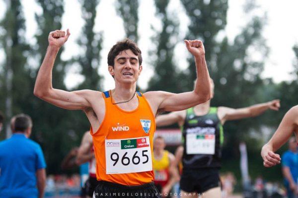 Τρομερός στα 5.000μ. ο Μάρκος Γκούρλιας στο Βέλγιο με 13.48.23!