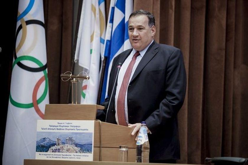 Καπράλος ο 13ος Έλληνας «αθάνατος» στη ΔΟΕ