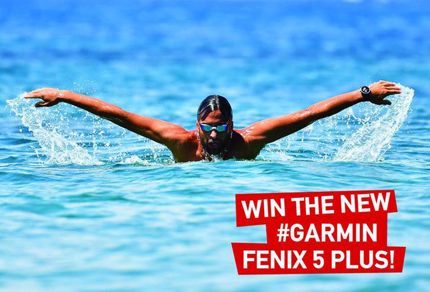 Το Spetses Mini Marathon σας δίνει την ευκαιρία να κερδίσετε ένα Garmin Fenix 5 Plus!
