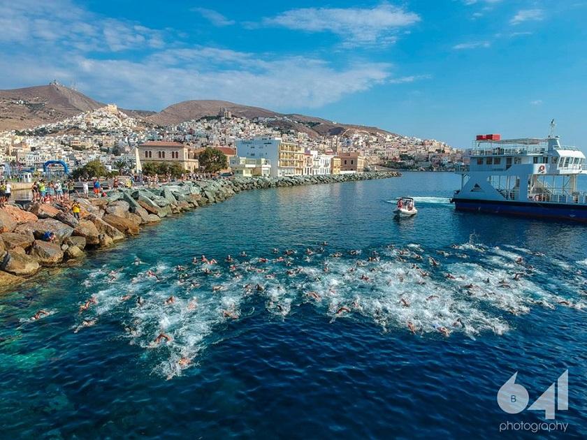 3rd TRIMORE Syros Triathlon 2018 - Ένα σκαλί πιο πάνω γράφοντας ιστορία!