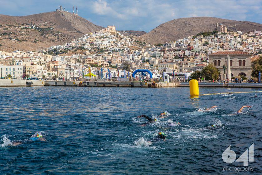 Το συναρπαστικό video του 3rd Trimore Syros Triathlon