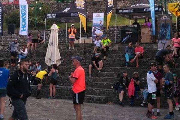 Σκόρπιες σκέψεις από έναν... πρωτάρη για το Zagori Mountain Running