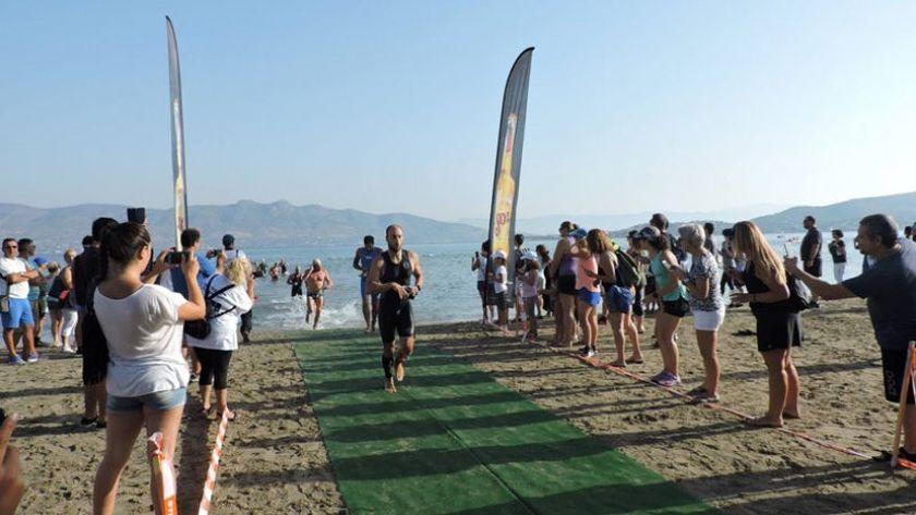 Στη Σαλαμίνα ξεκινάει το Πανελλήνιο Πρωτάθλημα Ολυμπιακής Απόστασης