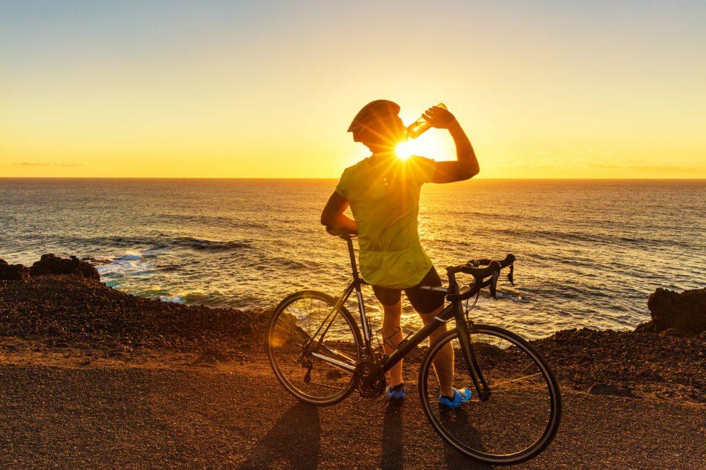 Πως πρέπει να χρησιμοποιούν το αντιηλιακό όσοι κάνουν ποδήλατο