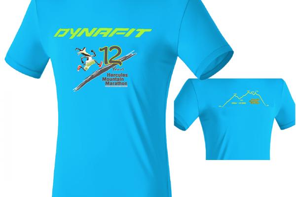 Hercules Mountain Marathon: Παρουσίαση του τεχνικού T-Shirt 2018!
