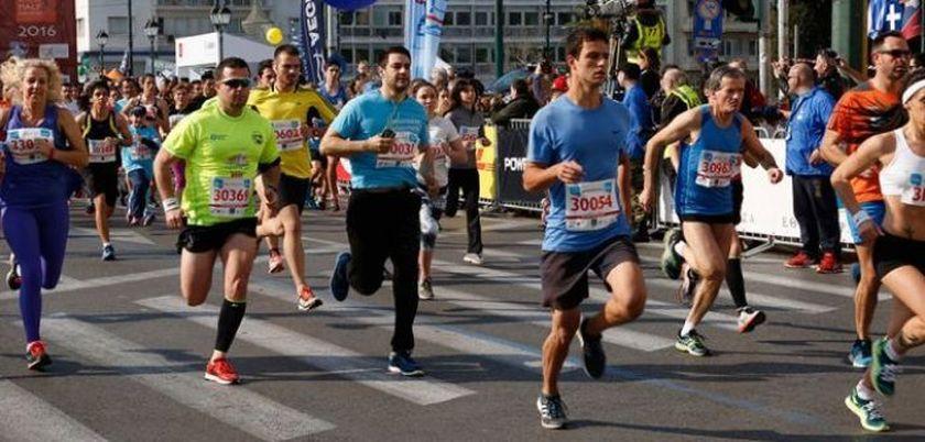 Οι Αθηναίοι Δρομείς τρέχουν στον «Άκτιο Δρόμο»