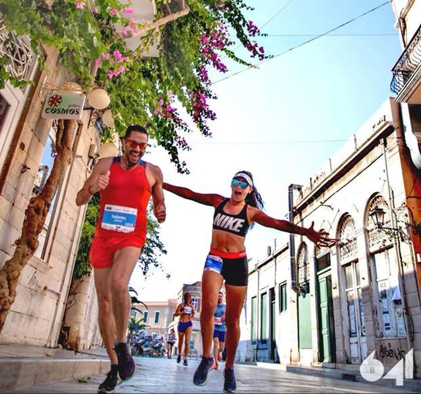 Έρωτας πολλών χιλιομέτρων- Γαμήλιος αγώνας δρόμου