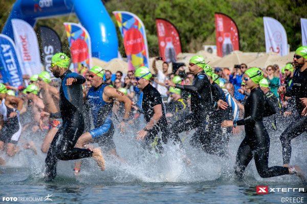 Το XTERRA OpenWater Swimming Challenge ακόμη πιο δυνατό στις 3-4 Νοεμβρίου 2018, στη Βάρκιζα