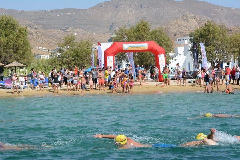Όλα όσα πρέπει να ξέρεις πριν ζήσεις το Serifos Sunset Race