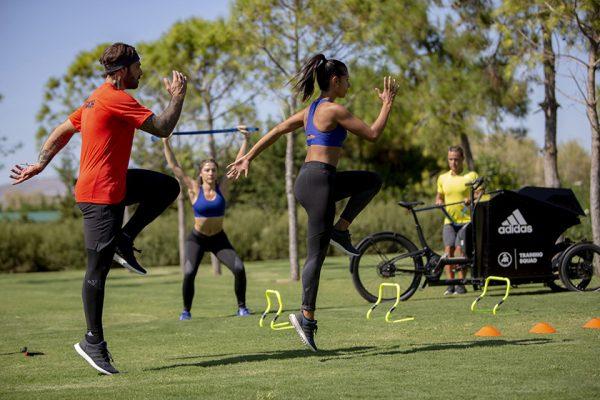 Adidas x Training Squad: Η πιο συναρπαστική outdoor training εμπειρία ξεκινά