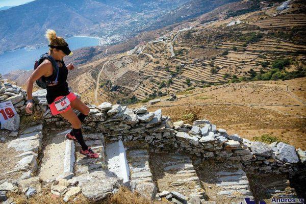 Εκπτώσεις για τις μετακινήσεις των αθλητών του 3ου Andros Trail Race