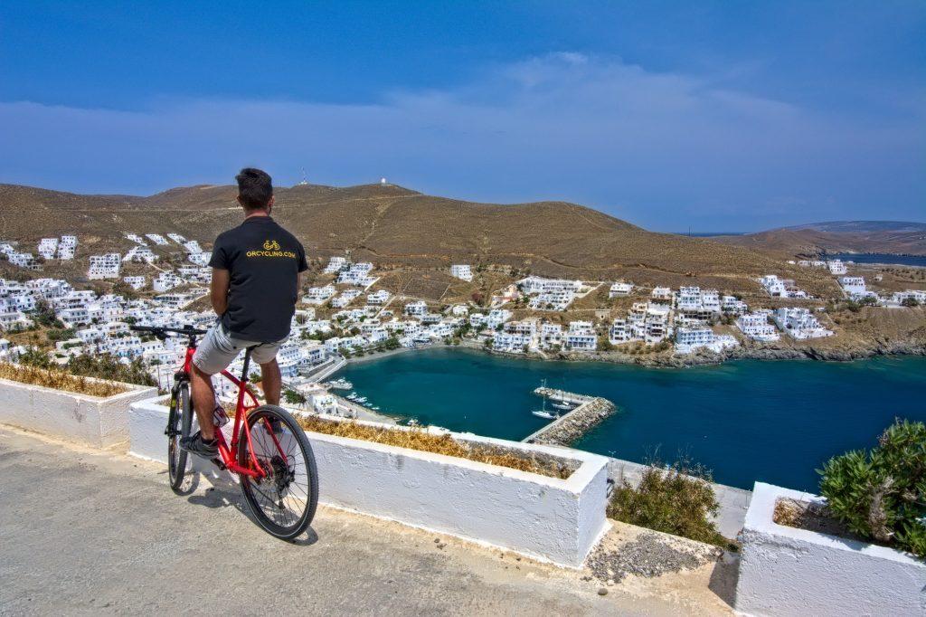 "Astypalea Smoke Free: Η ""πεταλούδα"" του Αιγαίου σε καλεί να ποδηλατήσεις"