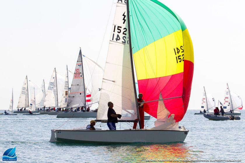 Ο Ολυμπιονίκης Τάσος Μπουντούρης θα αγωνιστεί στo Sailing Marathon