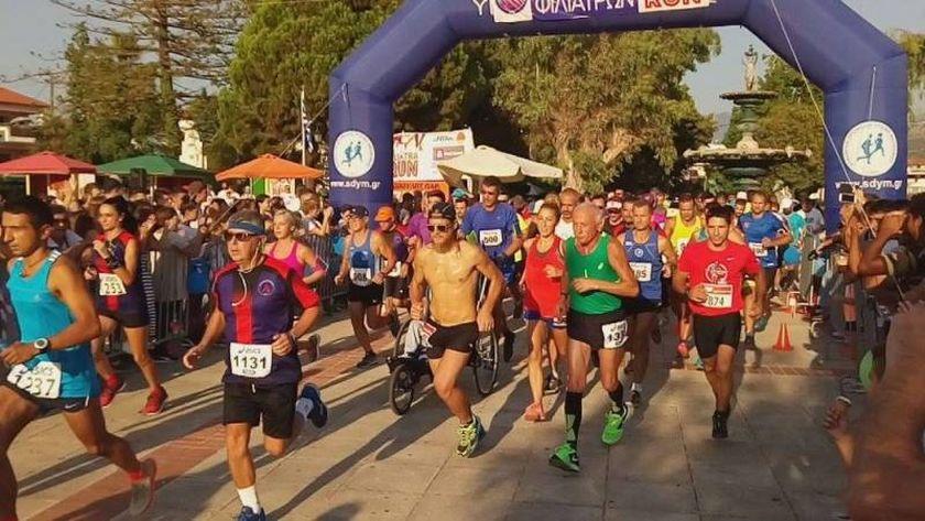 Καταπληκτικές διαδρομές στον «Filiatra Run»