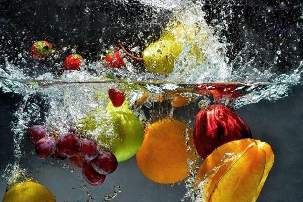 Πόσο χρήσιμο είναι το πλύσιμο των φρούτων και των λαχανικών;