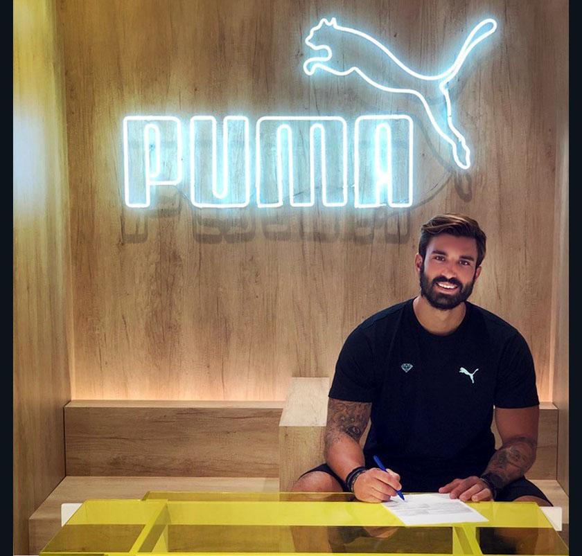 Ηλίας Γκότσης: Το νέο training πρόσωπο της PUMA!