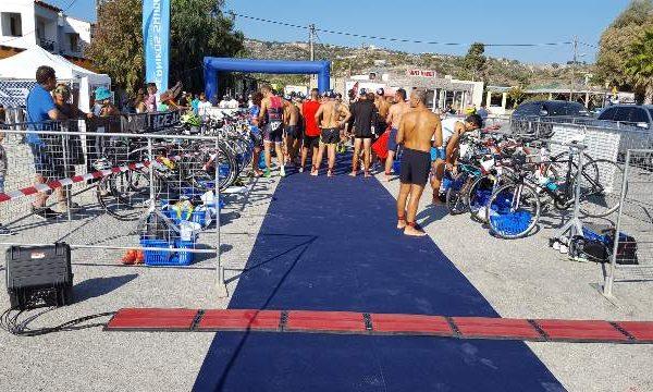 Kos Kefalos Sprint Triathlon 2018 - Αποτελέσματα