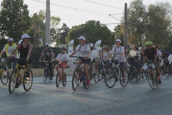 Νικητής το ποδήλατο στους παραλιακούς δήμους της Αττικής