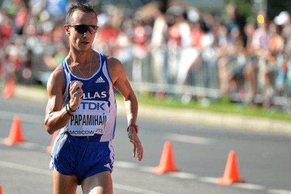 Αλέξανδρος Παπαμιχαήλ: Είναι σημαντικό να τρέχεις με παρέα