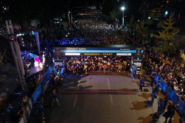 Όλα έτοιμα για τον κορυφαίο «Νυχτερινό» της Θεσσαλονίκης