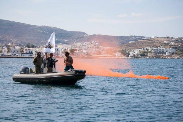 Ο 4ος Κολυμβητικός Διάπλους «ΣΑΜΙΝΑ» για να μην ξεχνάμε...