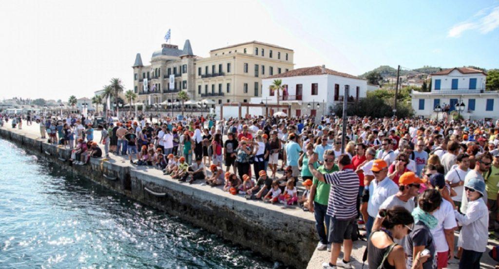 Διαγωνισμός με δωρεάν διαμονή στις Σπέτσες και συμμετοχή στο Spetses Mini Marathon!
