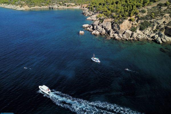 Το Swim Around Spetses επέστρεψε δυναμικά!