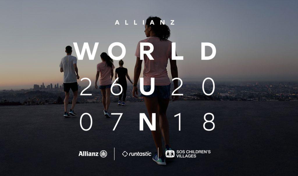 Allianz World Run 2018 - Αποτελέσματα
