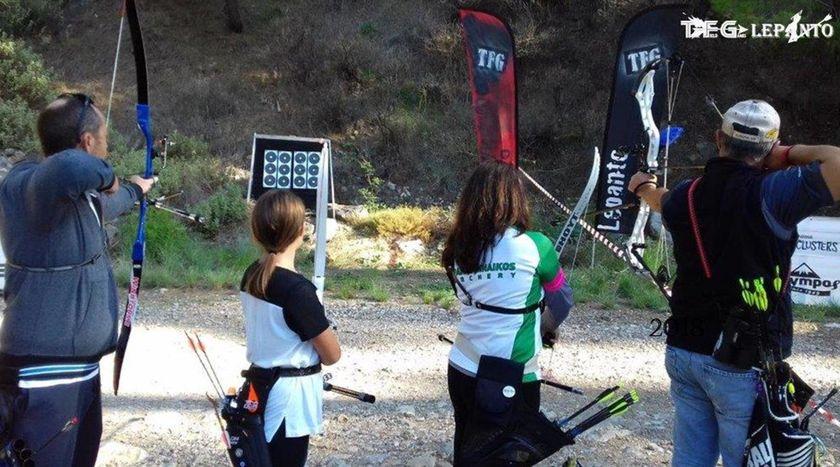 Βρήκε στόχο το «Lepanto TFG Archery»
