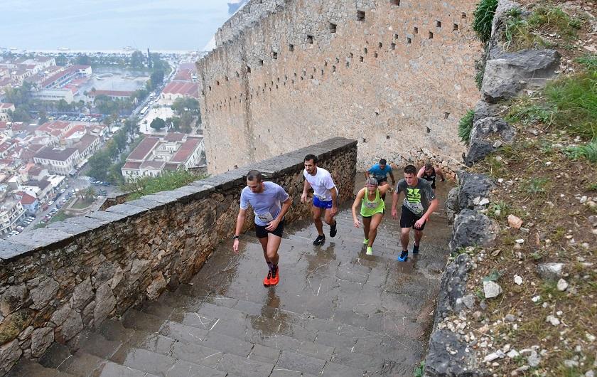 Nafplio Castle Run: Δοκίμασε και εσύ τα όριά σου!