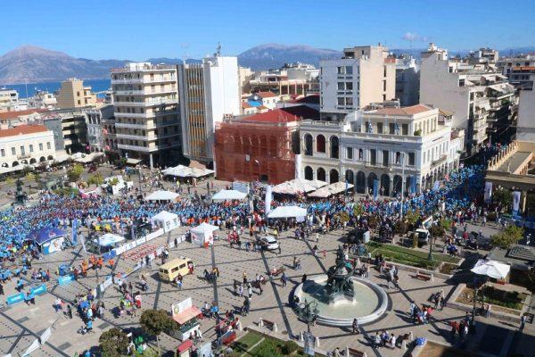 Run Greece: Η δράση μεταφέρεται στην Πάτρα