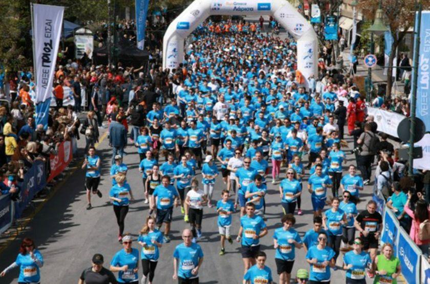 To Run Greece τερματίζει στον Αυθεντικό Μαραθώνιο