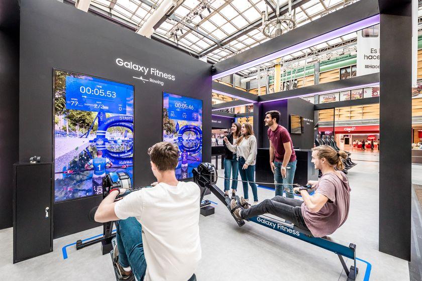 Η Samsung παρούσα στους Ολυμπιακούς Αγώνες Νέων Buenos Aires 2018