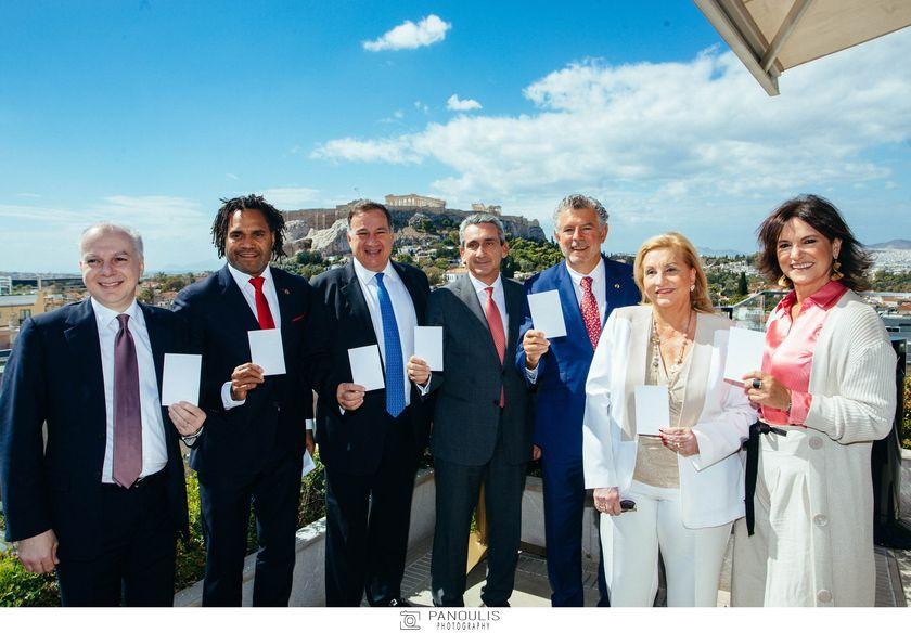 Προσωπικότητες παγκόσμιου βεληνεκούς στο Peace and Sport Regional Forum