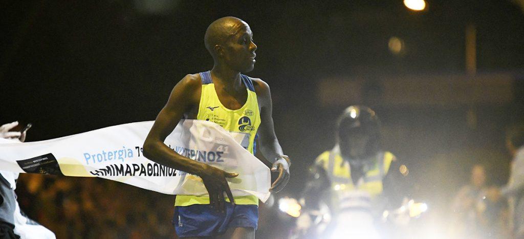 "Nικητής ο Κενυάτης Kipnetich, σούπερ Ρεμπούλη και Μενής στον ""Νυχτερινό"""